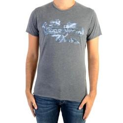Tee Shirt Pepe Jeans Robinia 984 Gunpowder PM503683
