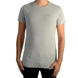 Tee Shirt Pepe Jeans (col rond) Original Basic S/S Grey Marl