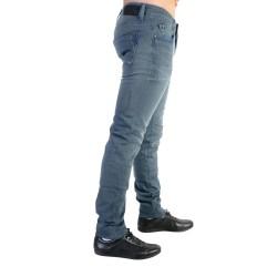 Jeans Le Temps Des Cerises Brid JH711BRIWC673 Gris Bleu
