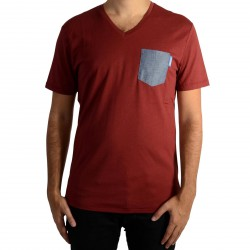Tee Shirt Kaporal Givar Red Oak