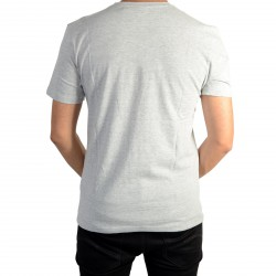 Tee Shirt Kaporal Japan Grey Melanged