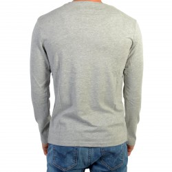 Tee Shirt Kaporal Enfant Negor Grey Melanged