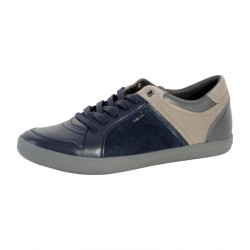 Basket Geox U Box U54R3D 08522 C0661 Navy Grey
