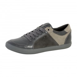 Basket Geox U Box D U54R3D 08522 C0671 Dark Grey /Grey