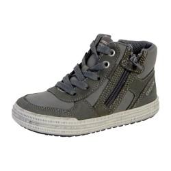 Basket Geox Enfant Elvis B J64A4B 0BCSE C1318 Grey /LT Grey