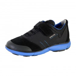 Basket Geox Enfant J Nebula B.A Boy J641TA 01122 C0245 Black Royal