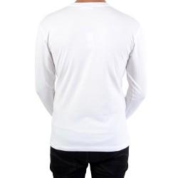 Tee Shirt Fila Classic Logo LongSleeve 680485 Bright White M67