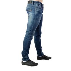 Jeans Le Temps des Cerises Basic BASWC662 Blue 172