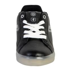 Basket Geox Enfant Kommodor Boy J745PB 0BCBU C0504 Black/White