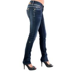 Jeans Le Temps des Cerises Caiti JF216CAIWSS42 Blue