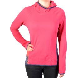 Tee Shirt Manche Longue Desigual 17WTRK40 Long SL Night Garden 3037 Rojo