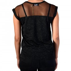 Tee Shirt Le Temps Des Cerises Ema Black