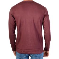 Tee Shirt Kaporal Enfant Nerug Wine