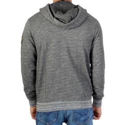 Sweat Deeluxe Enfant W17549BMG Medium Grey Melanged