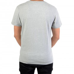 Tee Shirt Timberland Brand A1LAO052 Medium Grey Heat