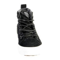 Baskets Vans Montantes SK8-HI Black/Flannel