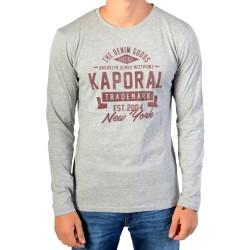 Tee Shirt Kaporal Enfant Nodog Grey Melanged
