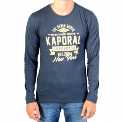 Tee Shirt Kaporal Enfant Nodog Navy