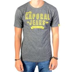 Tee Shirt Kaporal Enfant Napy Black Melanged