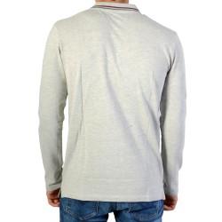 Polo Kaporal Enfant Nasoc Grey Melanged
