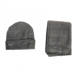 Echarpe + Bonet Kaporal Pack Grey Melanged