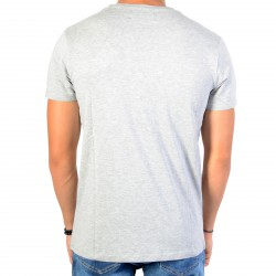 Tee Shirt Kaporal Enfant Naker Grey Melanged