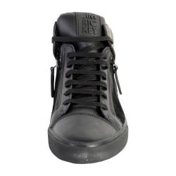 Chaussure Jim Rickey Zed Mid JRF17062BV Black Mono