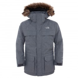 Doudoune The North Face Tocsf462X Mcmurdo Down Parka 2.0 Charcoal Grey