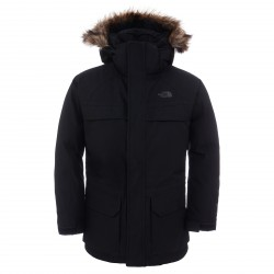 Doudoune The North Face Tocsf4Jk3 Mcmurdo Down Parka Tnf Black