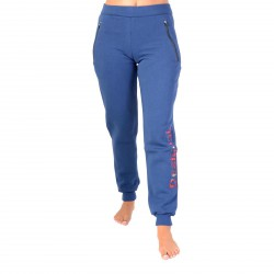 Jogging Desigual Training Interlock 17WPRK20 Blue 5149