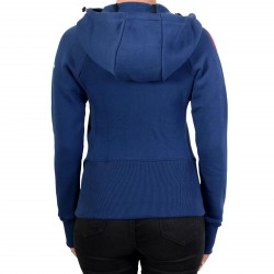 Sweat Desigual Training Interlock 17WERK01 Blue 5149