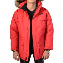Doudoune The North Face T0CSF4682 McMurdo Down Parka TNF Red