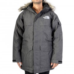 Doudoune The North Face Mcmurdo Parka T0A8XZJBU Dark Grey