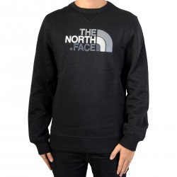 Sweat The North Face Drew Peak Crew T92ZWRJK3 TNF Black