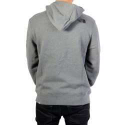 Sweat The North Face Open Gate T0CG46LXS Medium Grey