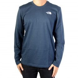 Tee Shirt The North Face Easy Tee T92TX1H2G Urban Navy