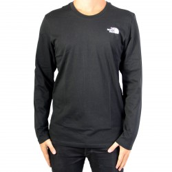 Tee Shirt The North Face Easy Tee T92TX1JK3 Black