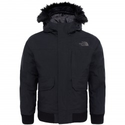 Doudoune The North Face T934qbjk3-l Gotham Down Black