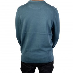Pull Timberland Williams River Crew Orion Blue A1QTWH12