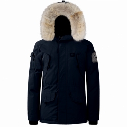 Parka Helvetica Ewarm Expedition Men Pemium Edition Marine