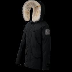 Parka Helvetica Ewarm Expedition Men Premium Edition Noir