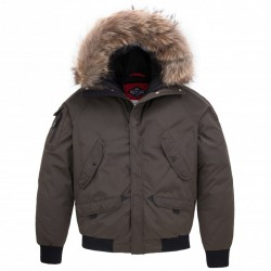 Parka Helvetica Anchorage Original Edition Kaki