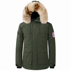 Parka Helvetica Everest Original Edition Kaki