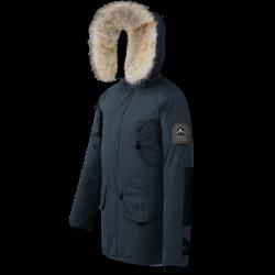 Parka Helvetica Expedition Men Premium Edition Marine