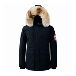 Parka Helvetica Everest Original Edition Marine