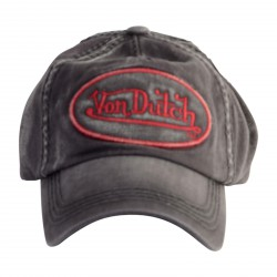 Casquette Von Dutch Tim Denim Grey