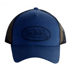 Casquette Von Dutch BM Navy Monochrome