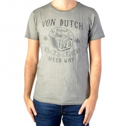 Tee Shirt Von Dutch Helmet