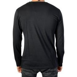 Tee Shirt A Manche Longue Pepe Jeans Enfant Jemeson JR 999 Black