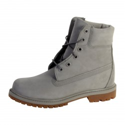 Chaussure Timberland A1KLW 6IN PREMIUM BOOT W STEEPLE GREY